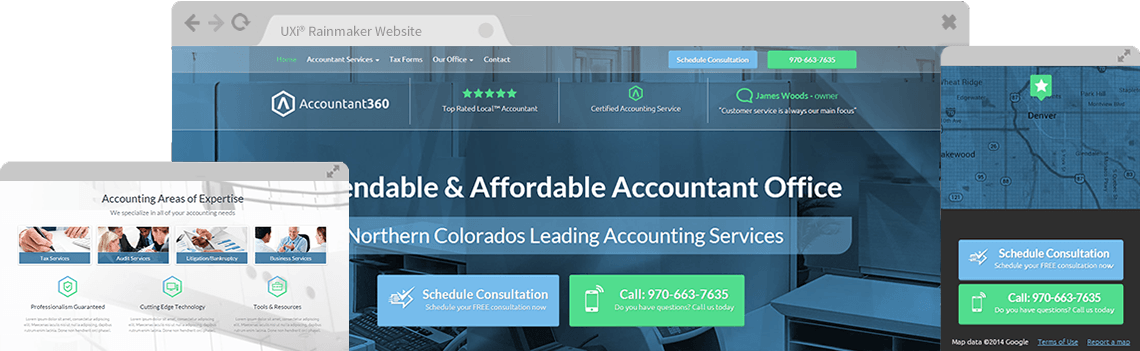 Accounting website templates website designs for accounts with user experience intelligence you get simply the best accountant websites ever designed maxwellsz