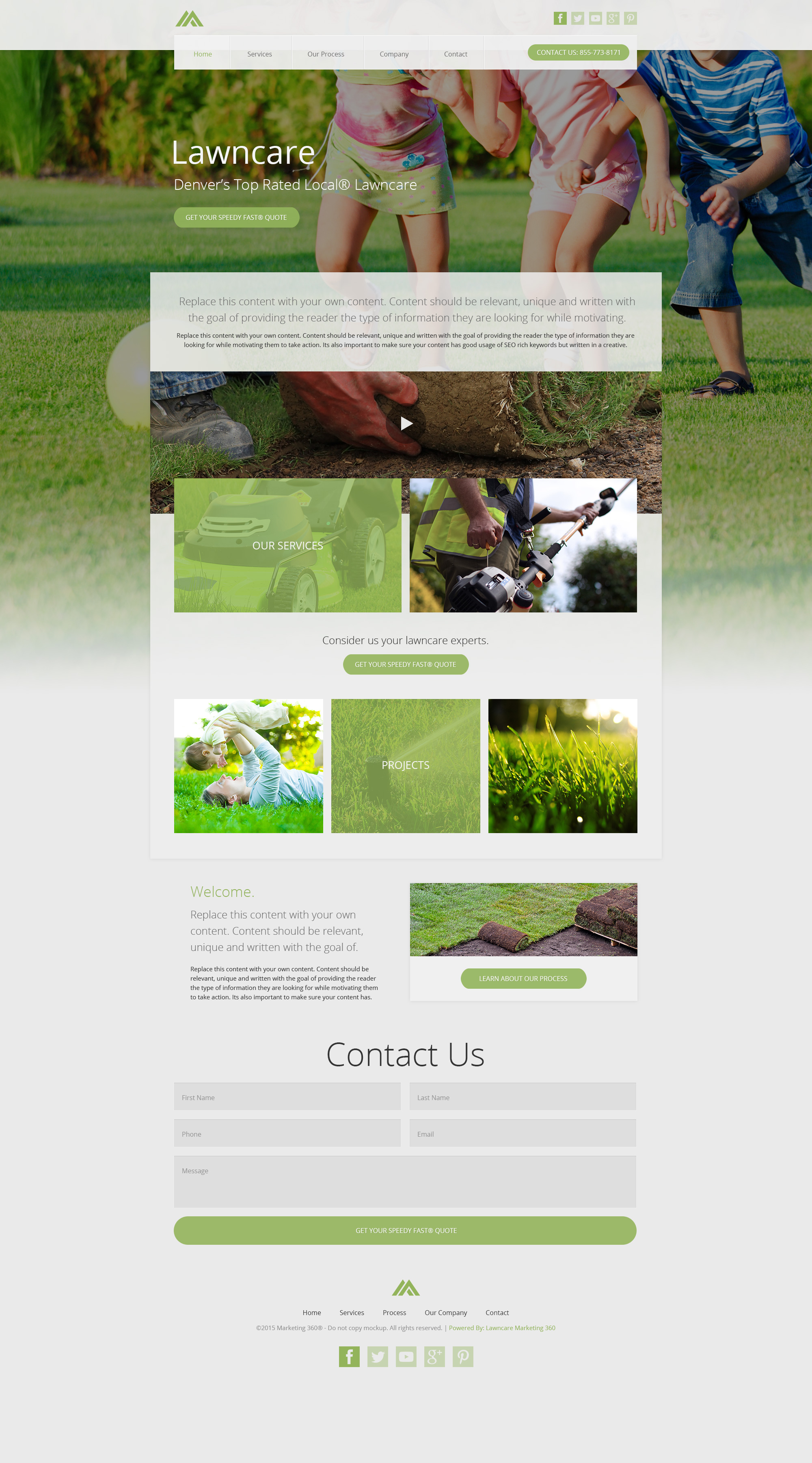lawn care websites templates designs marketing 360® design rm19014
