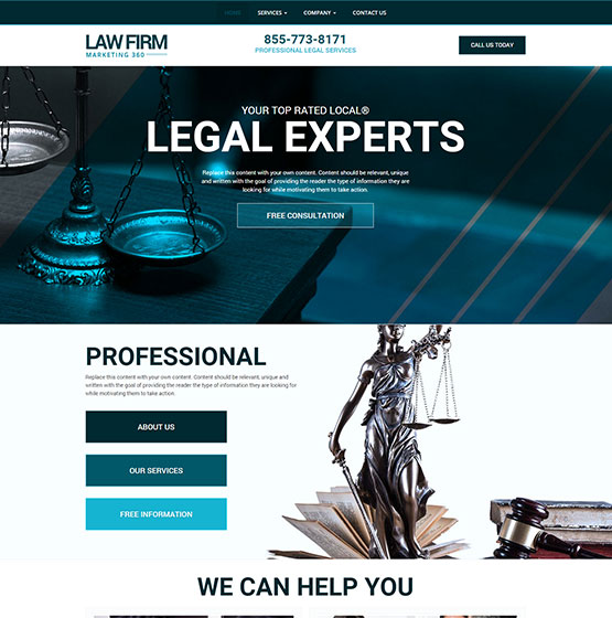 Need To Know Branding Reidel Law Firm: Design RM17051