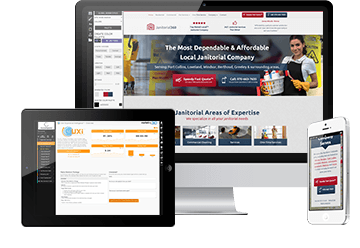 1 Marketing Platform® For Janitorial Marketing, Janitorial Leads ...
